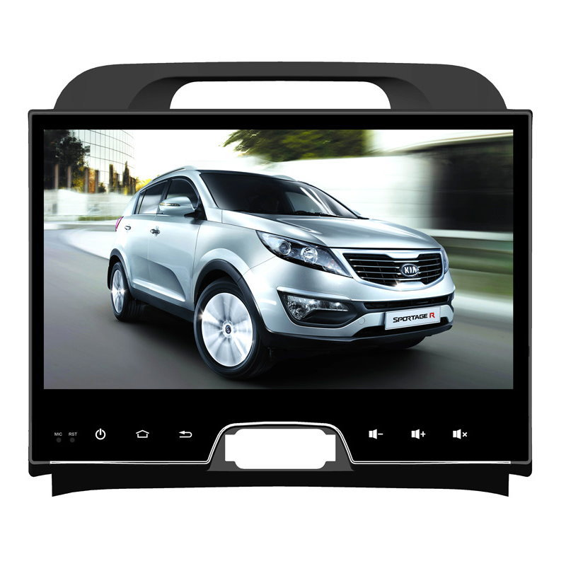 Kia Sportage/Sportage-R 2010 ~ 2015 10.2 Android HD Kapasitif dokunmatik Ekran GPS NAVI Radyo TV Movie Andriod Video Sistemi