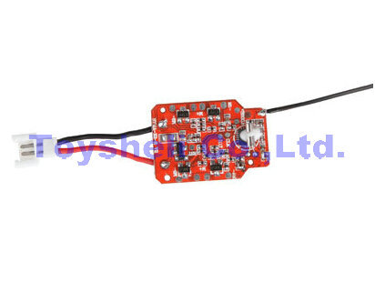 Syma X2 RC helicopter spare parts Circuit board